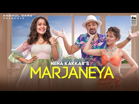 MARJANEYA - Neha Kakkar   Rubina Dilaik & Abhinav Shukla   Anshul Garg   Babbu   Rajat Nagpal