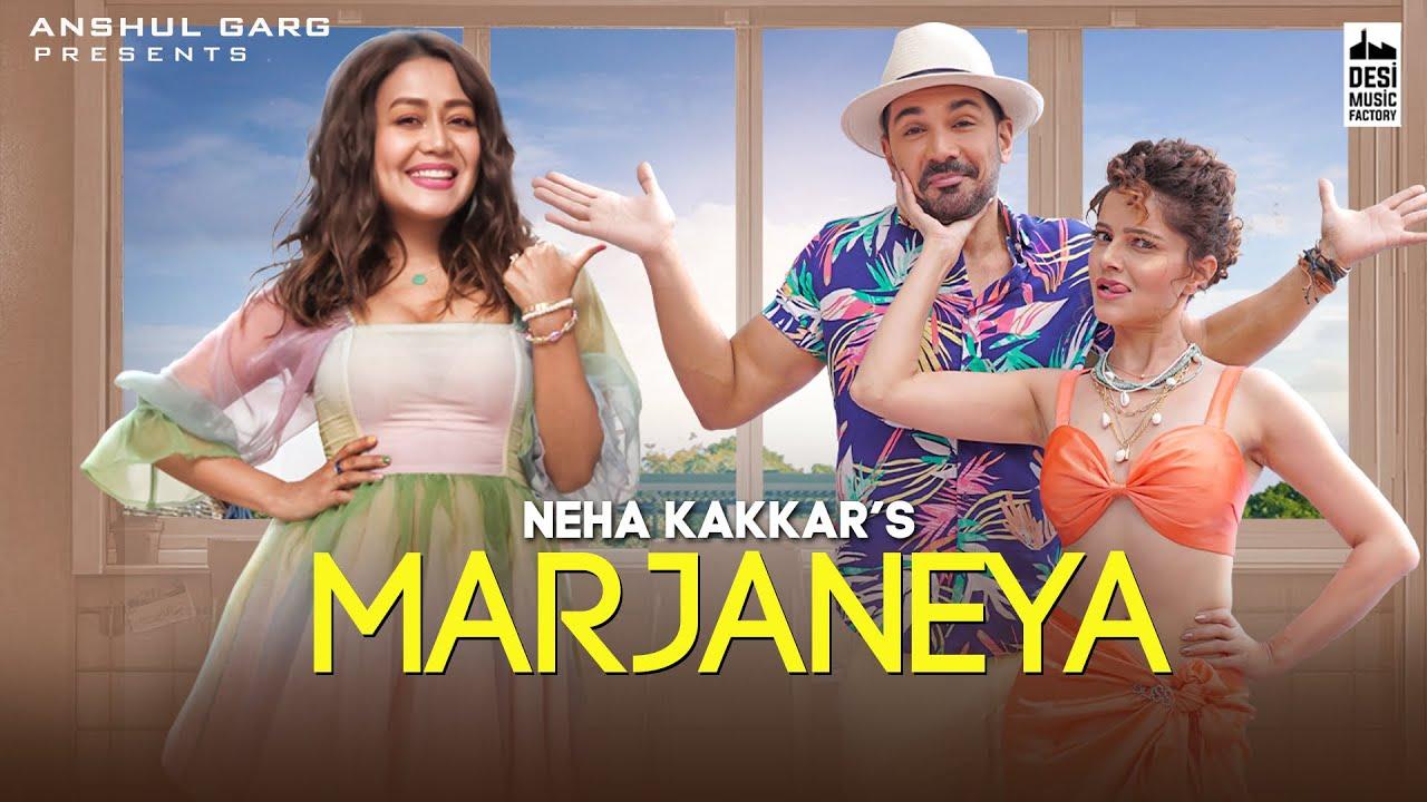 Download MARJANEYA - Neha Kakkar | Rubina Dilaik & Abhinav Shukla | Anshul Garg | Babbu | Rajat Nagpal