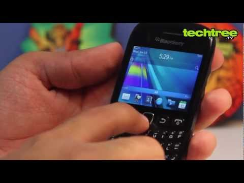 TechTree.tv: BlackBerry Curve 9220 Video Review