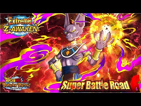How is EZA Teq Beerus & LR Beerus/ Whis on Realm of Gods SBR: DBZ Dokkan Battle