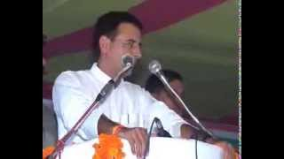 Sh. Randeep Singh Surjewala Speech on Congress meeting 24-08-2013