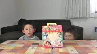 【トムユウジTV】 食玩のクレヨンしんちゃん ぷりぷりプリンを作ってみ...