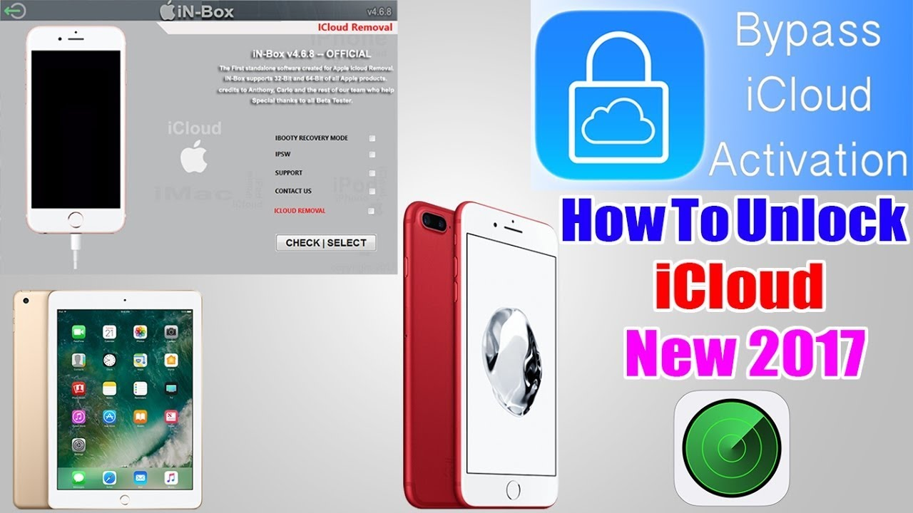 bypass icloud activation on iphone unlock icloud - 1280×720