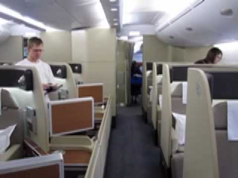 Mr Jetsetter  Qantas First A380  YouTube