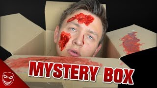 Gruselige Mystery Box aus dem Darknet - Was kann drin sein?