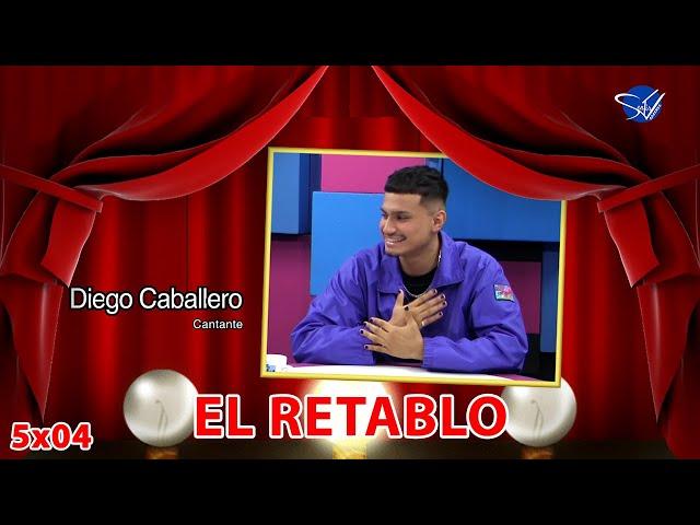 EL RETABLO 5x04: Diego Caballero