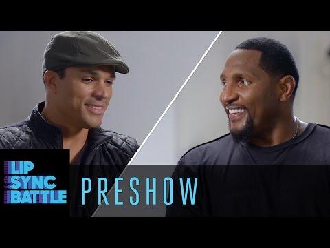 Lip Sync Battle Preshow with Tony Gonzalez & Ray Lewis