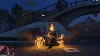 GTA 5 Mods #23 - Ghost Rider đã trở lại (chính hiệu 100%)