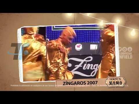 Tiempos de Momo – Zingaros 2007