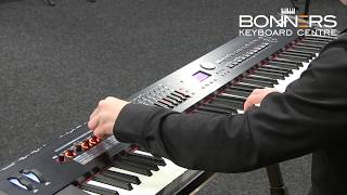 Roland RD2000 Stage Piano Walkthrough The Important Features