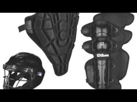 Wilson EZ Gear Youth Catchers Equipment Set   A368400XL