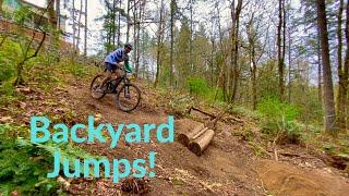 A Tour of My Backyard Mountain Bike Trails
