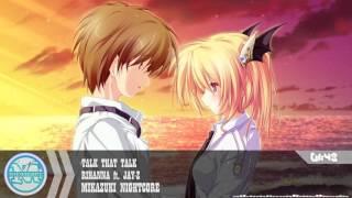 Nightcore - Talk That Talk