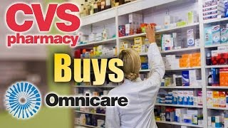 Pharmacy Services Provider Omnicare Sells to CVS Health