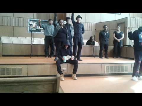 Impact Baptist Church youth & young adult BLACK HISTORY SKIT PART 2