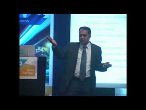 IT For EC&O Industry Conference at Bangalore Keynote Presentation by Mangesh Wadaje Part 2