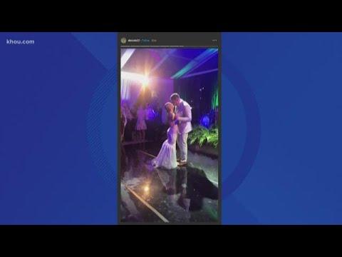 J.J. Watt, Kealia Ohai get married in Bahamas