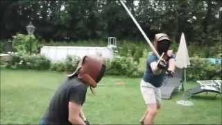 Longsword Techniques - Krumphau