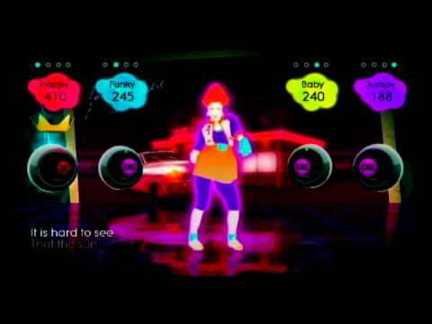 Just Dance 2   NEW DLC  Crying Blood  VV Brown