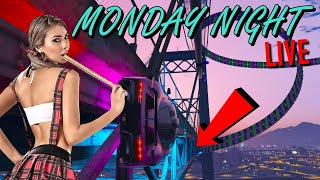 LIVE - MONDAY NIGHT - COME JOIN US (GTA 5 ONLINE PS4)