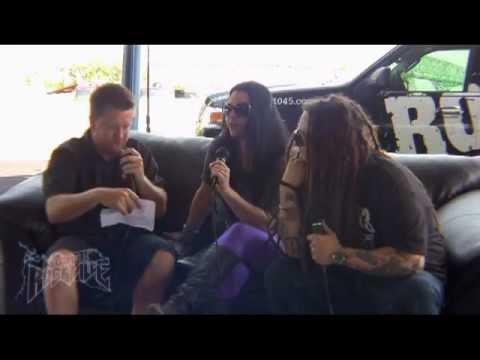 Rockville WFYV Evanescence Interview