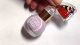 Nail Polish Review & Demo: Nonie Creme Colour Prevails