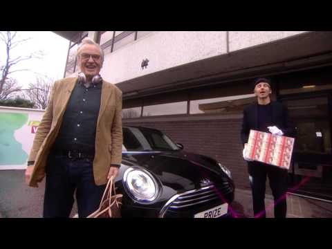Larry and George Lamb Make a Surprise Appearance | Loose Women