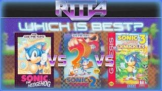 Which Sonic Game is the Best? - RTTTA