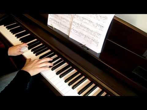 Schumann -- Album für die Jugend Op. 68, No. 32 (Sheherazade)