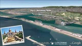 """Costa Pacifica video """"7 nt Italy, Spain, Malta Cruise"""" ex Rome (Civitavecchia)"""