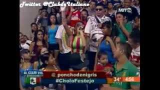 Mamuca en El Club del Italiano 27-ago-12