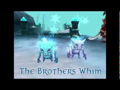 Arcane Legends - The Brothers Whim In Action