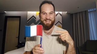 I39;m going to learn FRENCH (and Arabic)  Tom Crewther