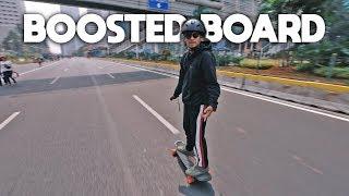 COBAIN BOOSTED BOARD *CARA BELI ELECTRIC SKATEBOARD (BOOSTED & EVRY) | #MasArindJurnal Episode 152