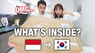 Download OUR LARGEST UNBOXING FROM OUR INDONESIAN SUBSCRIBER | We Don't Know What She Sent Us...