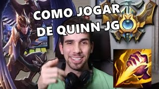 Fightingforlove Quinn jungle - Challenger BR