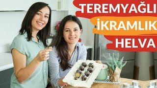 Çikolata Kaplamalı Helva Tarifi - Teremyağ ile Mutfağın Sultanları Başlıyor!