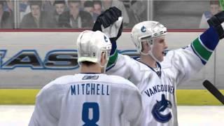NHL 2009 PC Dynasty mode