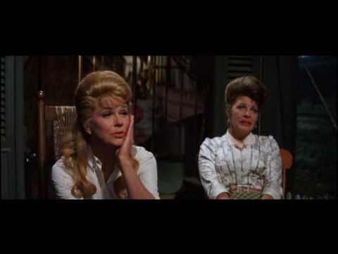 Doris Day and Martha Raye