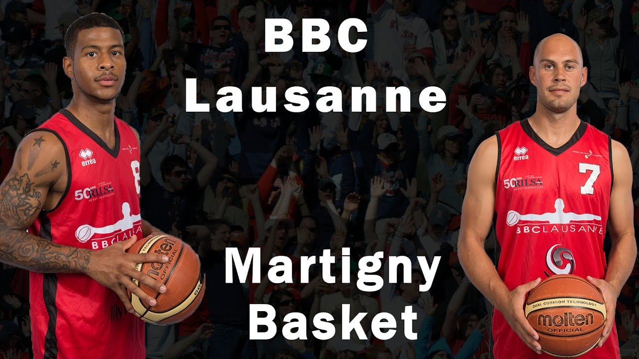 Lnbm Day 15 Bbc Lausanne Vs Descartes Meubles Martigny
