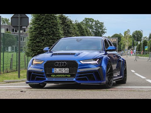 Best Of Audi RS/S Sounds 2019