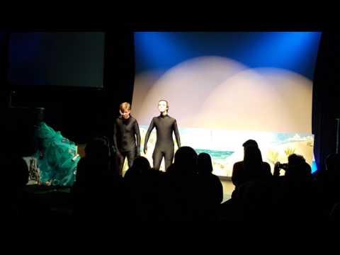 """Hickory Christian Academy's """"The Little Mermaid"""" Curtain Call"""