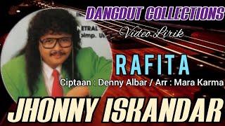 Jhonny Iskandar - Rafita (Ciptaan : Denny Albar / Arr : Mara Karma)