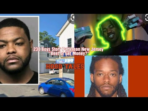 """230 Boys Story Patterson New Jersey """"Wrong Turns"""" 