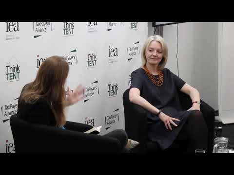 Think Tent 2018: In Conversation With Liz Truss MP