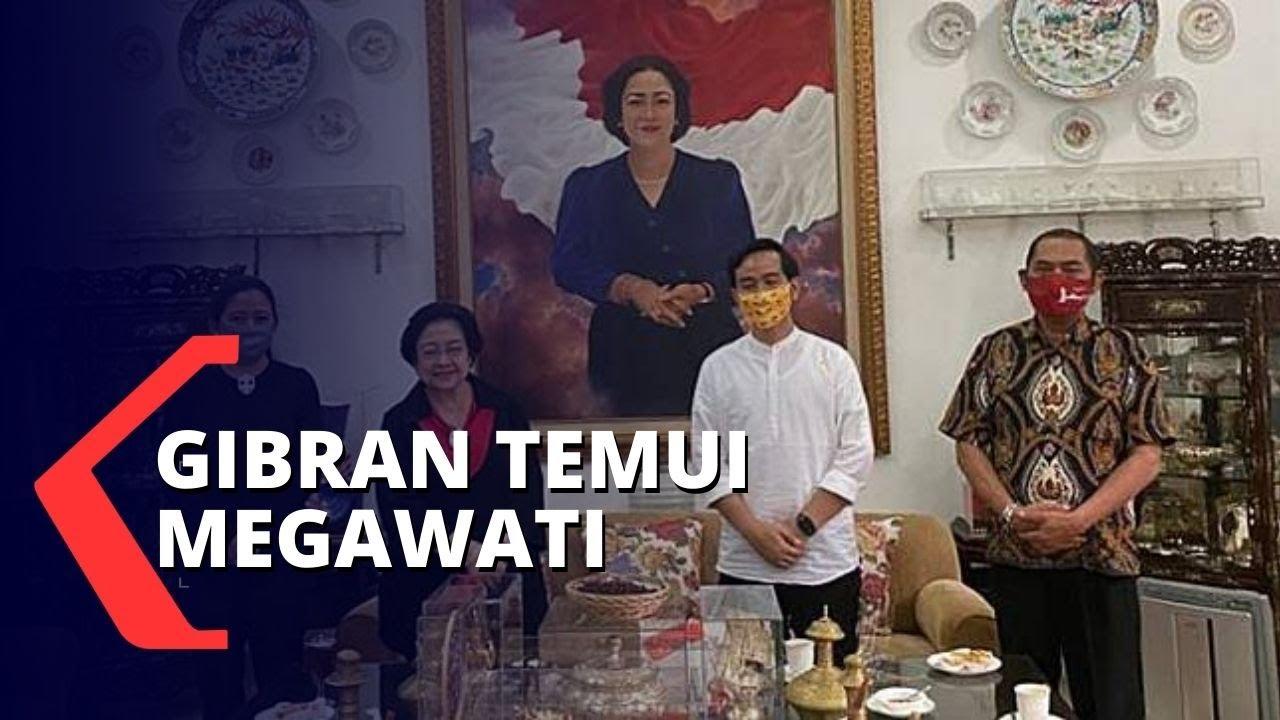 Download Gibran Temui Megawati, Didampingi FX Hadi Rudyatmo
