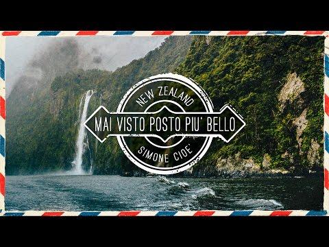 MAI visto POSTO più BELLO! [Milford Sound • Nuova Zelanda]