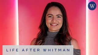Video - Life After Whitman - Bella Zarate '14