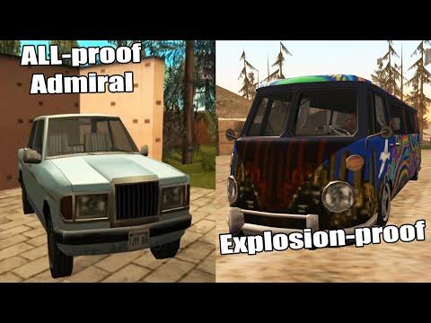 GTA San Andreas Best Unique Vehicles