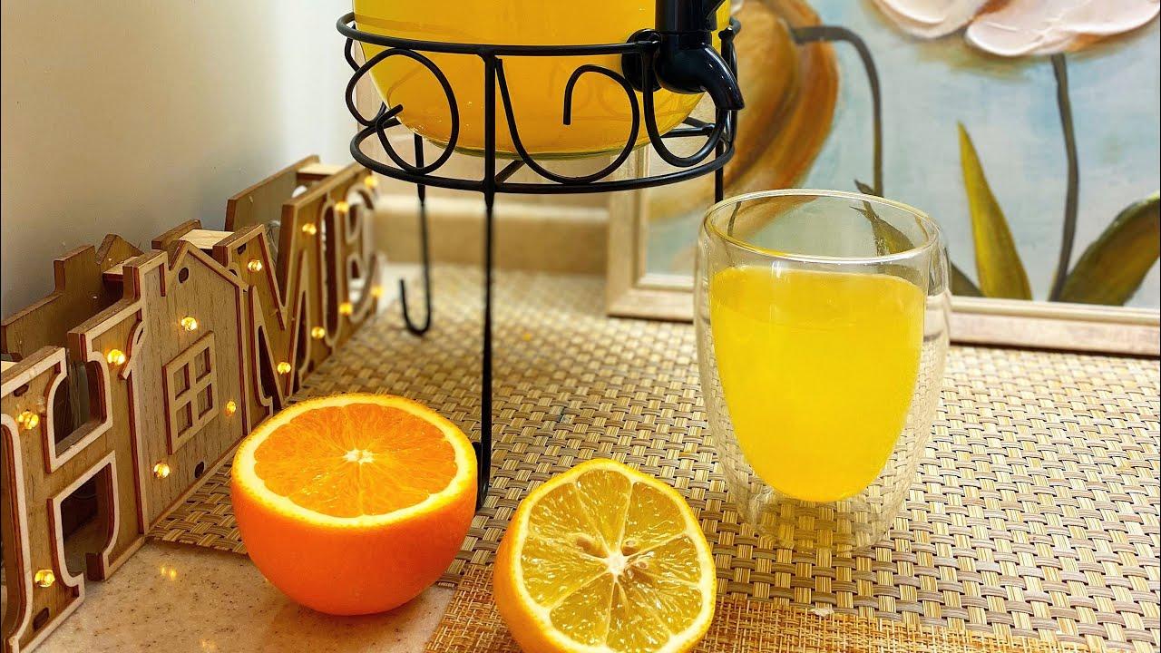 Готовьте сразу две порции! Домашний ЛИМОНАД? Самый Вкусный Рецепт Лимонада!